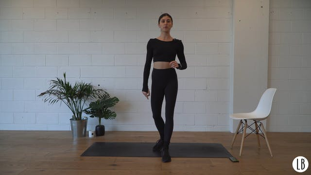 15 Min Inner Thigh Burn with Olivia