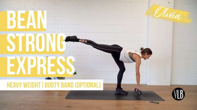 **TOP PICK** Bean Strong Express with...