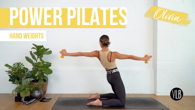 Power Pilates with Olivia