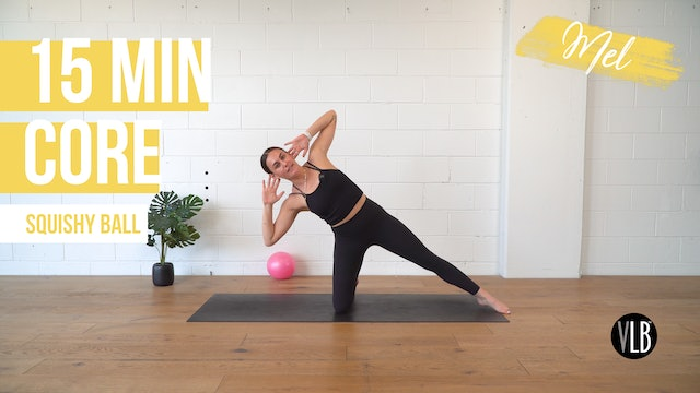 15 Min Core with Mel