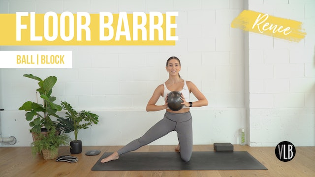 Floor Barre with Renee