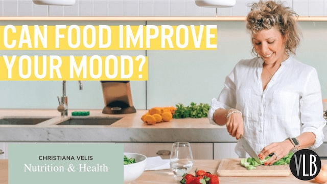Nutrition Wednesday - Can Food Improve Your Mood?