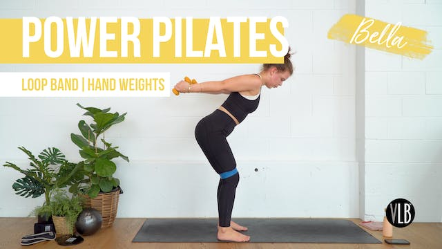 Power Pilates with Bella