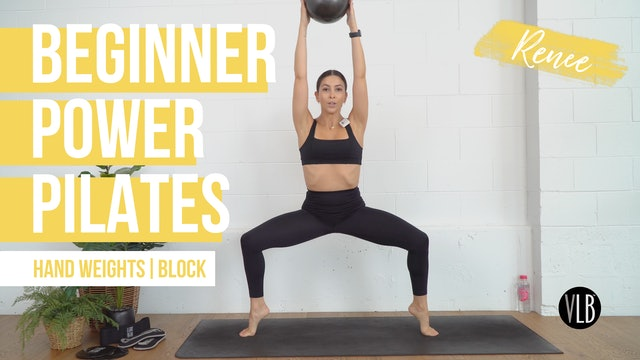 Power Pilates with Renee