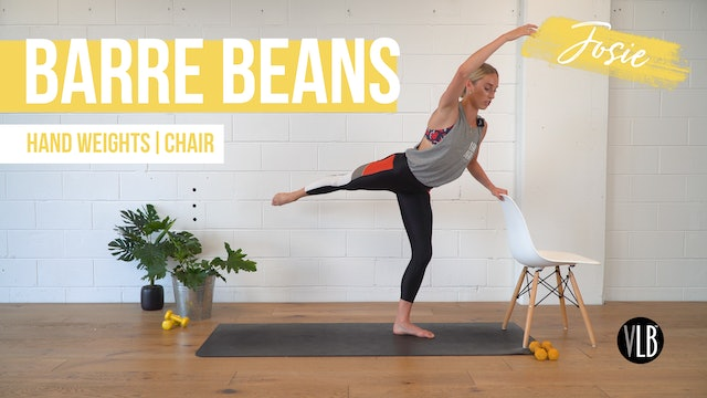 Barre Beans with Josie