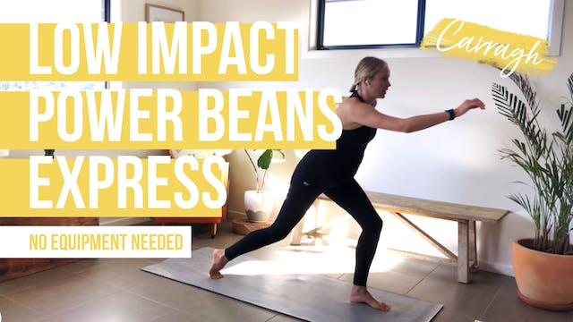 Low Impact Power Beans [Express] with...