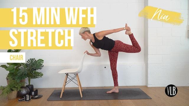 15 Min WFH Stretch with Nia