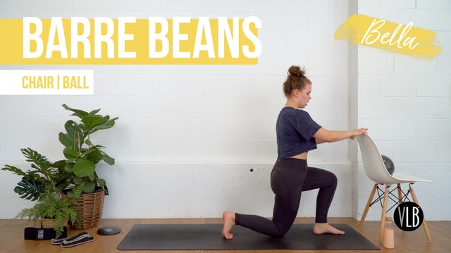 Day 1: Barre Beans with Bella