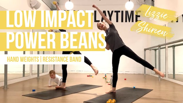 Low Impact Power Beans with Lizzie an...