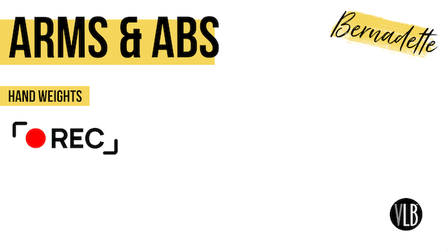 Live On Demand: Arms and Abs with Ber...