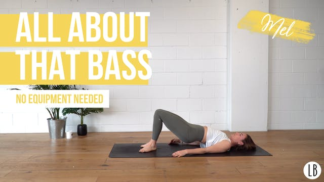 All About That Bass with Mel