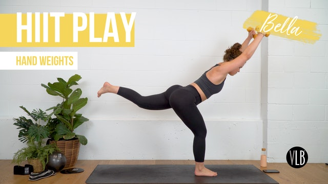 HIIT Play with Bella