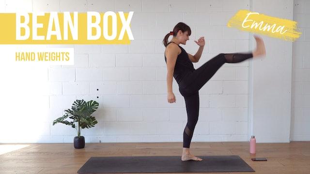 Bean Box with Emma