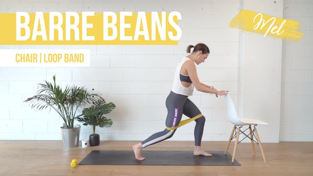Barre Beans with Mel