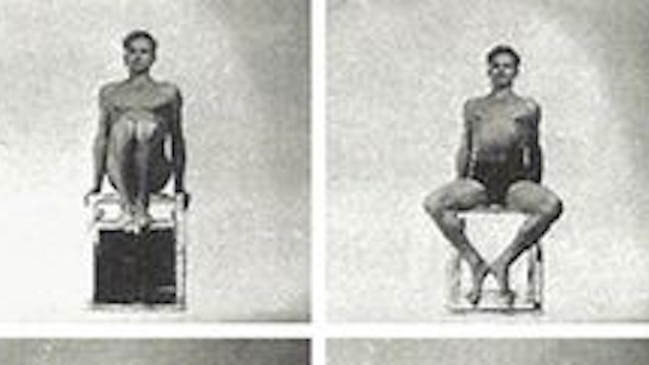 Chair Pilates