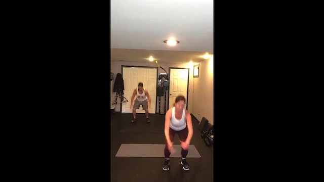 HIIT Workout No Equipment - 05.31.2020