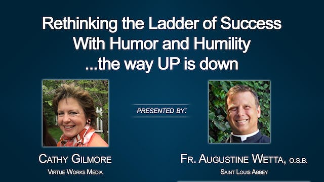Rethinking the Ladder of Success with Humor and Humility