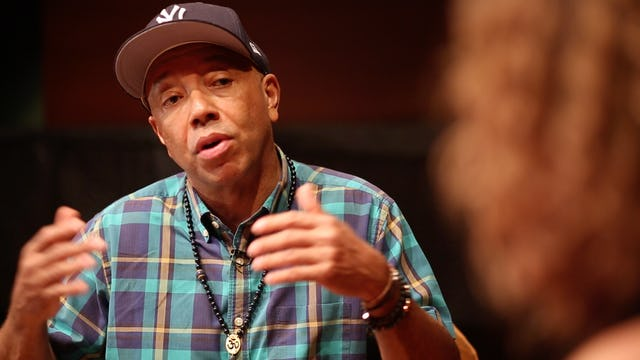 Russell Simmons Talks | NY Yoga + Life