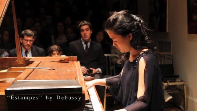 """Concert Pianist Eunbi Kim Presents """"Overture"""""""