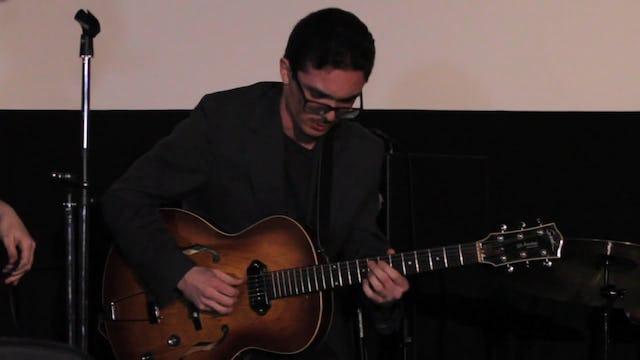 Careless (Live @ Brooklyn Heights Cinema) - Coyote Anderson Quartet