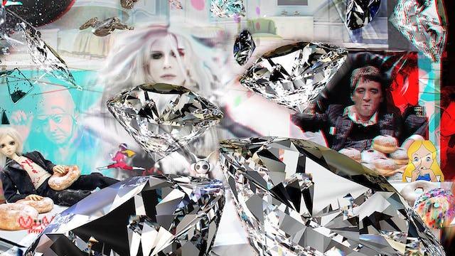Episode 2 - ArtEphemeraTV Claudia Rey: Becoming Astro Girl