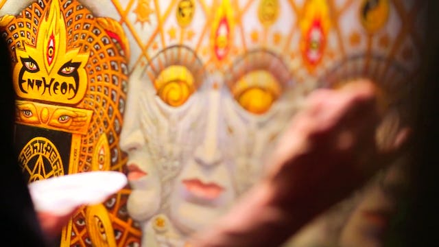 Entheon | Temple of Love at CoSM, Chapel of Sacred Mirrors