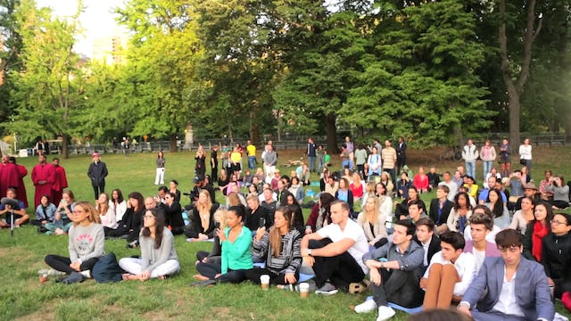 World Peace Meditation with Deepak Chopra