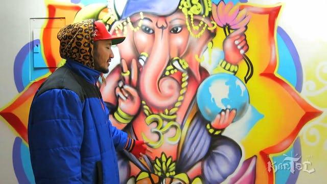 Badder @ Laughing Lotus