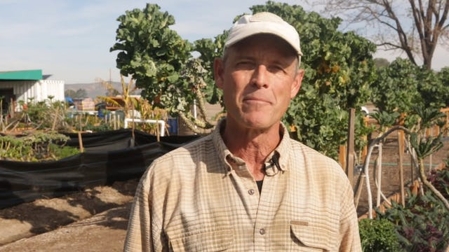 Interview with Eric Cutter | Alegria Fresh Farm in Laguna Beach, CA