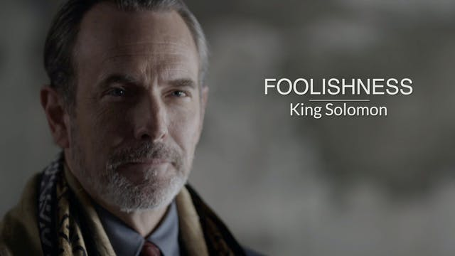 James EP6 - Foolishness