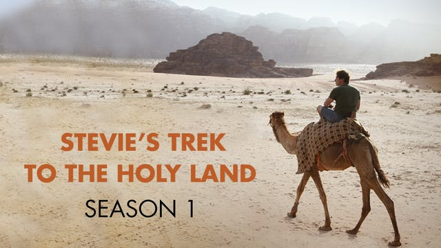 Stevie's Trek to the Holy Land: The T...