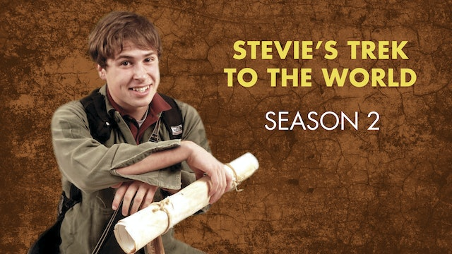 Stevie's Trek to South America - Peru Unearthed