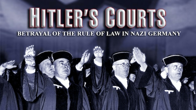 Hitler's Courts