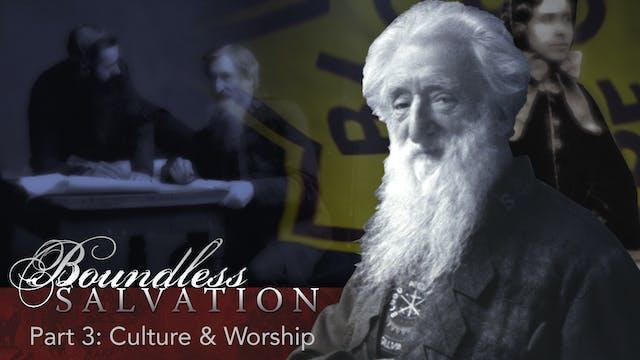 Boundless Salvation - Culture & Worship
