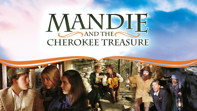 Mandie and Cherokee Treasure