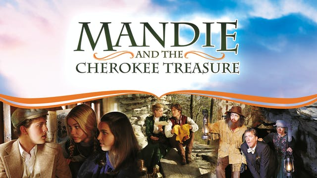 Mandie and Cherokee Treasure