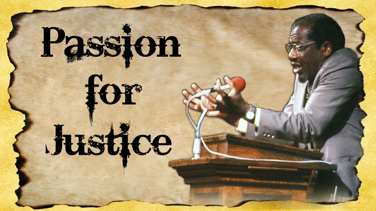 Passion for Justice - Dr. John Perkins