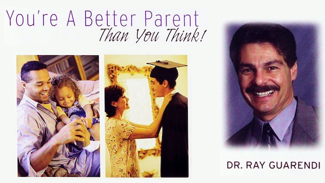 You're A Better Parent Than You Think