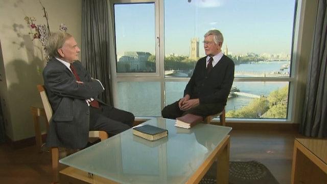 Nahum - Extra 1 - Interview with Gordon Bridger