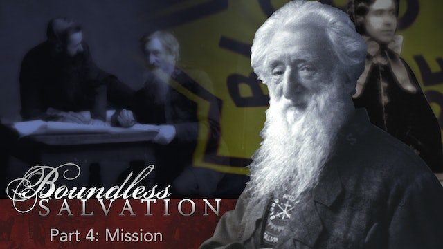 Boundless Salvation - Mission