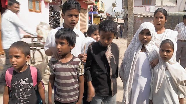 India's Forgotten Children USA (30min)