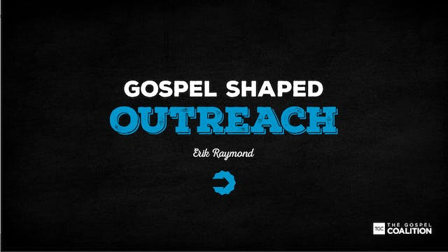 The Gospel Shaped Outreach - Who are ...