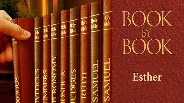 Book by Book - Esther - Some Justice ...