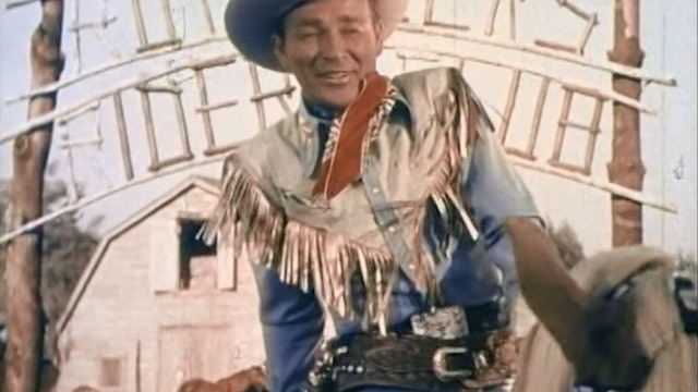 Dale Evans and Roy Rogers - Roy Roger's Cowboy Prayer