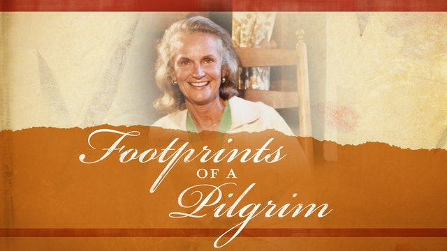 Footprint of a Pilgrim
