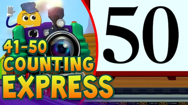 Counting Numbers 41-50