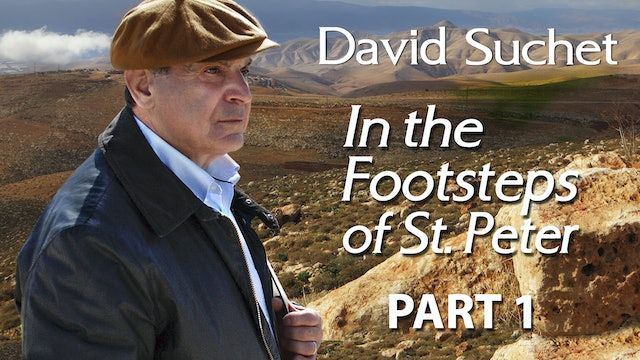 In The Footsteps Of St. Peter