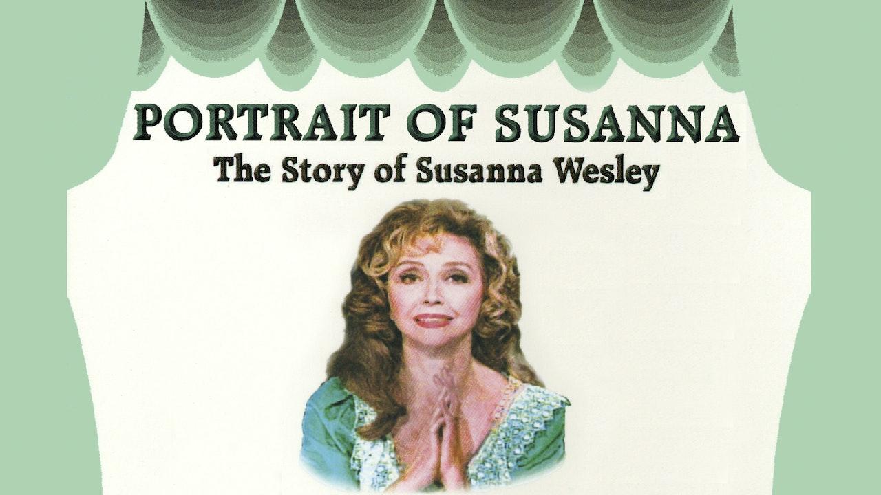 Portrait Of Susanna Wesley