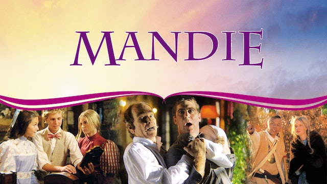 Mandie - Triple Feature