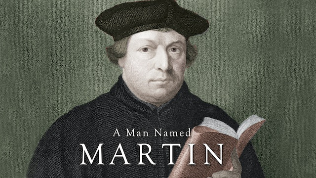 Man Named Martin:The Man - Study Guide
